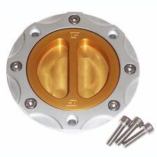 Oberon Performance Yamaha Fuel/Gas/Race Cap Kit FUE-0419-GOLD