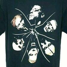 Vintage RARE!! Rammstein Concert  90s 1998 Sehnsucht Tour T-shirt USA Size