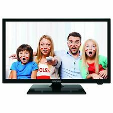 Manta 19- Inch LED Digital Freeview TV 12v 240v with USB PVR Recording (19MANLFN
