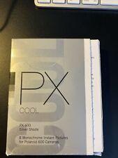 Polaroid 600 Film Monochrome - PX600 Silver Shade Black And White