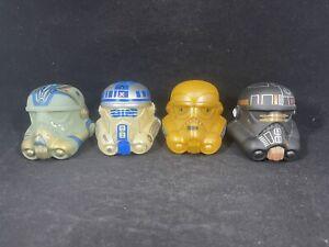 Lot of 4 Star Wars Legion Vinylmation