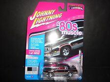 Johnny Lightning Oldsmobile Cutlass Hurst 1983 Black JLMC014 1/64