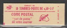FRANCE carnet BEQUET 1664c3 avec RE neuf**