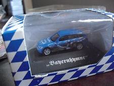 Herpa HO 1/87 Bayern Edition 2006 BMW Bayernhymne Car NIP