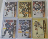 1994-95 Upper Deck UD SP Inserts Edmonton Oilers Team Set 6 Hockey Cards