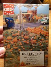 Busch Pumpkin Patch 1201 Ho