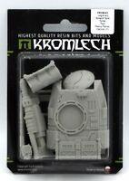 Kromlech KRVB043 Legionary Assault Tank Turret Twin Heavy Flamer Cannon (Bit)