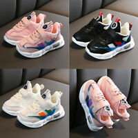 Boys Girls Outdoor Running Shoes Baby Kids Athletic Sneakers Casual Sport Shoes