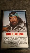 Willie Nelson Always On My Mind FACTORY SEALED CASSETTE!!
