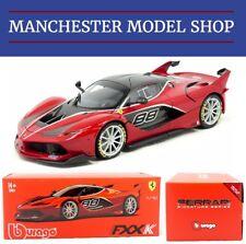 Bburago Signature 16907R 1:18 Ferrari FXX-K red & black 88 NEW BOXED