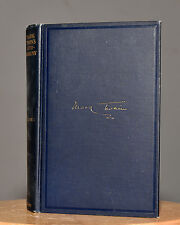 MARK TWAIN AUTOBIOGRAPHY 2 VOL 1927 Mark 1st Edition 1st printing H-Y EX COND