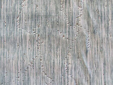 "Gorgeous Clarence House Fabric ""CASTELLAMONTE"" in Blue 7+ Yards Silk Velvet"