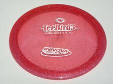 Disc Golf Innova Metal Flake Mf Teebird3 Fairway Distance Driver 166g Pink
