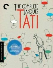 The Complete Jacques Tati Blu-ray Disc 2014 Criterion Collection 7-disc Set
