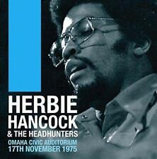 HERBIE HANCOCK & THE HEADHUNTERS – OMOHA  1975 (NEW/SEALED) CD LIVE