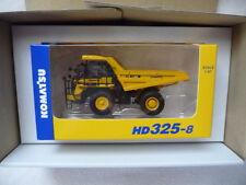 KOMATSU HD325-8 COriginal miniature dump truck Japan Limited 1:87 New! F/S