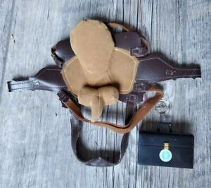 """Saddle for 9"""" x 12"""" Horse & Vet Bag Horse Accessories"""