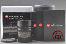 Leica Summilux M 1.4/50mm ASPH. 6bit vom 17.09.18 FOTO-DF Fachhändler // 200065