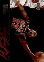 2003-04 Upper Deck Basketball #27 Michael Jordan Chicago Bulls