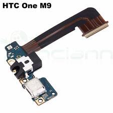 Connettore dock flat ricarica microfono flex carica jack audio cuffie HTC One M9