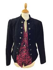 Joe Browns Uk 16 Ladies Jacket Black
