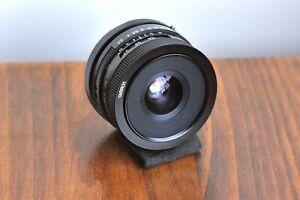 TAMRON  (for Konica AR) BBAR MC 28mm f/2.5 Lens   w/ Case   , Japan