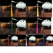 Handmade Chinese Girl Classic Butterfly Tassel Hairpin Headdress Hair Stick