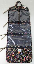 Vera Bradley MING Hanging Travel Makeup Toiletry Organizer With Tags