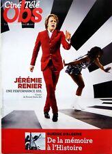 """Mag 2012: JEREMIE RENIER (film """"Cloclo"""" / CLAUDE FRANCOIS)_PIERRE LESCURE"""