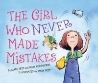 The Girl Who Never Made Mistakes by Gary Rubinstein, Mark Pett, NEW Book, FREE &