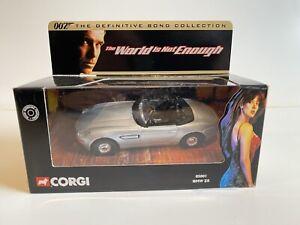 Corgi James Bond 007 The World Is Not Enough BMW Z #05001