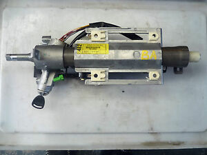 FORD BA XR6 XR8 STEERING COLUMN AND IGNITION SWITCH ASSEMBLY##PICK UP ONLY##