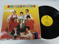 """SUPERPEQUES TORREBRUNO LOS PAYASOS ENRIQUE Y ANA LP VINYL VINILO 12"""" 1983 G+/G+"""