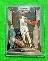 RJ BARRETT ROOKIE CARD CHROME NEW YORK KNICKS RC 2019 PANINI PRIZM DRAFT PICKS