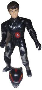 """1998 Voltron Third Dimension Captain Keith Lion Force 4"""" Action Figure"""