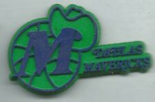 NBA Dallas Mavericks Vintage Magnet From 1990's Scarce OOP MAVS