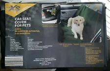 Autoxs Pet Seat Cover Car Seat Cover for Dogs Nonslip Durble Bench Seat Cover