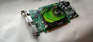 Dell Nvidia Geforce 7900 GS 256 MB GDDR3, 2 X Dvi-I , S-VIDEO, Pcie, CN-0HH748