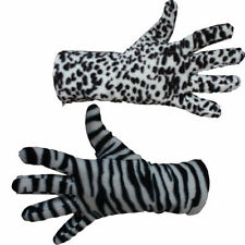 Wrist Fleece Gloves & Mittens RJM for Women