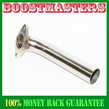 For 35/38MM Wastegate Nissan Honda Subaru Scion Mazda Dump Tube Pipe