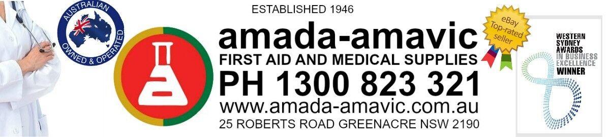 amada First Aid