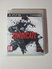 Syndicate - Playstation 3 (Ps3)