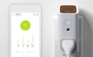 Awair Glow air quality sensor monitor with co2