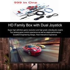 999 in 1 Pandora's Box 5S LED Double Sticks Arcade Console Machine Game US Plug
