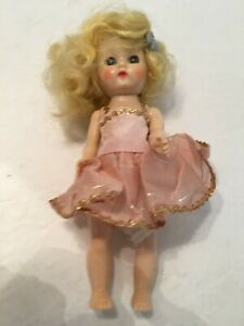 1950's GINGER DOLL made by COSMOPOLITAN TOY CORP