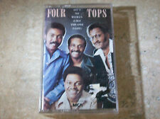 The Four Tops - Ain't No Woman Like the One I Got (Cassette,1994) (Brand New)