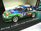 PORSCHE 911 993 Cup RS 3.8 1996 Collard Flymo Supercup Resin Schuco Pro SP 1:43