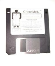 Vintage New Open Box Checkman Check Printing Software Floppy Disk Win 3.x 95/98