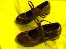 Tap Dance shoes - used black   Leo's
