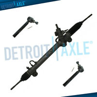2004-2008 Maxima - Complete Power Steering Rack /& Pinion Assembly All 4 Inner /& Outer Tie Rod Ends for 2002-2004 Nissan Alitma -